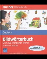 Bildwörterbuch DAF - Die 1000 wichtigsten Wörter in Bildern erklärt