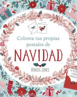 Colorea Tus Propias Postales De Navidad