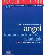 Angol kompetenciamérési feladatok 6. és 8. évfolyamosok számára