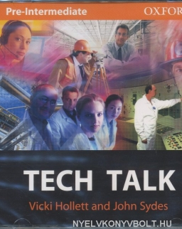 Tech Talk Pre-Intermediate Class Audio CD