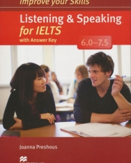Improve Your Skills Listening & Speaking for IELTS 6.0-7.5 Student's Book with Answer Key & 2 Audio CDs
