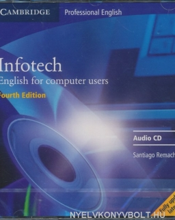 Infotech - English for Computer Users Audio CD 4th Edition