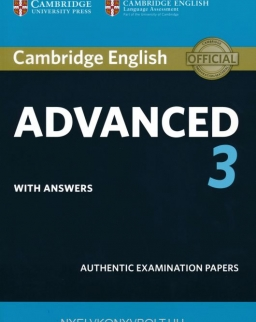 Cambridge English Advanced  with Answers - For Revised exam from 2015