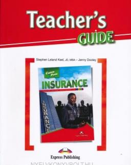 Career Paths - Insurance Teacher's Guide
