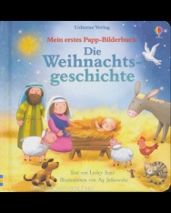 Die Weihnachtsgeschichte - Mein erstes Papp-Bilderbuch
