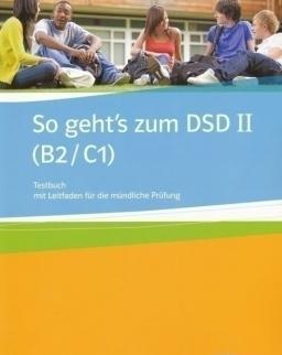 So geht's zum DSD II (B2/C1) Testbuch