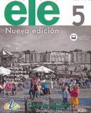 Agencia ELE 5 Curso de espanol - Libro de ejercicios + licencia digital (B2.2) - Nueva edición