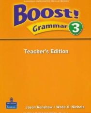 Boost! Grammar 3 Teacher's Edition