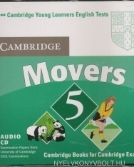 Cambridge Young Learners English Tests Movers 5 Audio CD