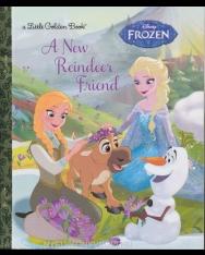 A New Reindeer Friend - A Little Golden Book