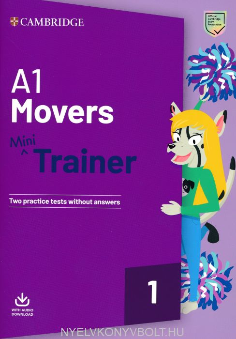 A1 Movers Mini Trainer - Two Practice Tests without Answers + Audio Download