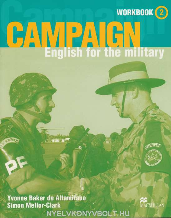 Campaign - English for the Military 2 Workbook with Audio CD