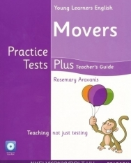 Young Learners English Movers Practice Test Plus Teacher's Guide with Speaking test Multi-ROM