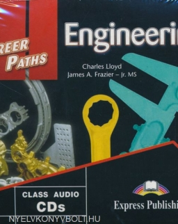 Career Paths - Engineering Audio CDs (2)