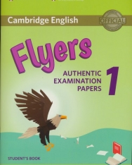 Cambridge English Flyers 1 Student's Book for Revised Exam 2018