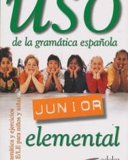 USO de la gramática espanola Junior elemental