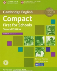 Cambridge English Compact First for Schools - Second Edition - Workbook with Answers