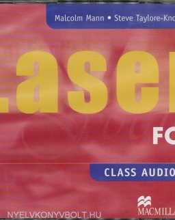 Laser FCE Class Audio CDs