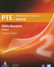 PTE General Skills Boosters Level 2 Student's Book with Audio CD