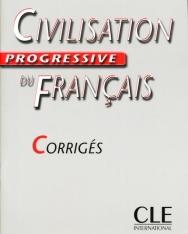 Civilisation progressive du français Niveau intermédiaire Corrigés