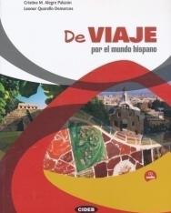 De Viaje por le mundo hispano Libro + CD Audio
