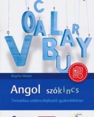 Angol szókincs - Tematikus szókincsfejlesztő gyakorlókönyv