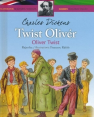 Twist Olivér - Oliver Twist - angol-magyar kétnyelvű