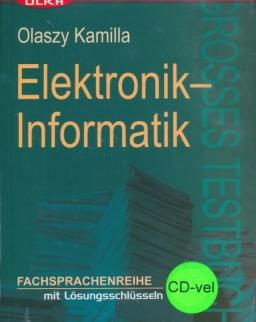 Elektronik - Informatik - Grosses Testbuch mit Audio CD