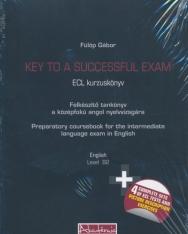 Key To A Successful Exam (Ecl B2) + Audio CD - Új Kiadás