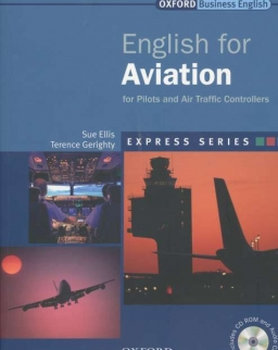 English for Aviation for Pilots and Air Traffic Controllers with MultiROM