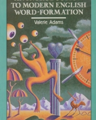 An Introduction to Modern English Word Formation
