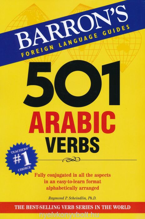 501 Arabic Words - Barron's Foreign Language Guides