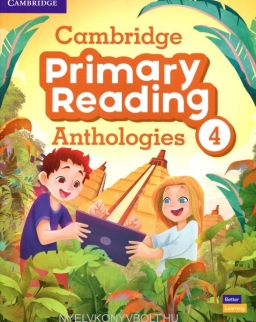 Cambridge Primary Reading Anthologies Level 4 Student's Book with Online Audio