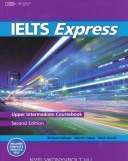 IELTS Express Upper Intermediate (2nd Edition) Coursebook