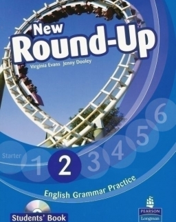 New Round-Up 2 Student's Book with CD-ROM