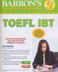 Barron's TOEFL iBT - 14th Edition with Audio CDs (10)