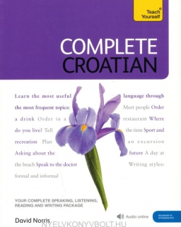 Teach Yourself - Complete Croatian from Beginner to Intermediate with Audio Online