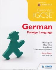 Cambridge IGCSE German Foreign Language