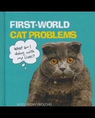 First-World Cat Problems