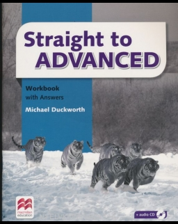 Straight to Advanced Workbook Pack with Answer + Audio CD
