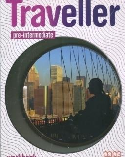 Traveller Pre-Intermediate Workbook with CD-ROM