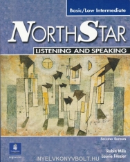 NorthStar Listening and Speaking Basic/Low Intermediate Student's Book with Audio CD
