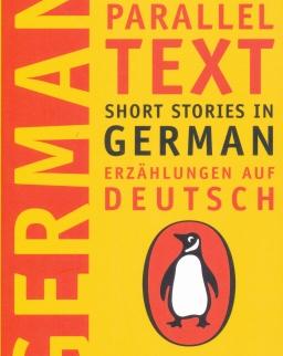 New Penguin Parallel Text - Short Stories in German