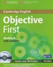 Cambridge English Objective First Workbook with answers and Audio CD