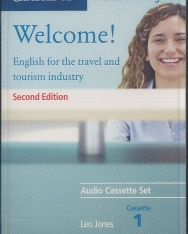 Welcome! Audio Cassette Set 2nd Edition