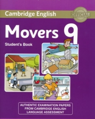 Cambridge English Movers 9 Student's Book