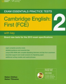 Exam Essentials Practice Tests-Cambridge English: First (FCE) 2 with Key and DVD-ROM