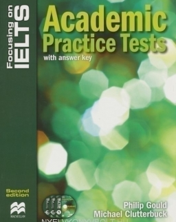 Focusing on IELTS - Academic Practice Tests with Answer Key and Audio CDs (3)