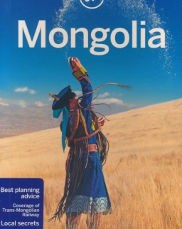 Lonely Planet - Mongolia Travel Guide (8th Edition)