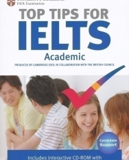 Top Tips for IELTS Academic - with CD-ROM and Speaking test video